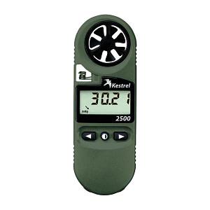 Kestrel 2500NV Weather Meter & Digital Altimeter with NV Backlight