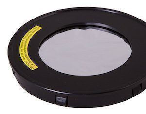Levenhuk Solar Filter for 76mm Refractor Telescopes