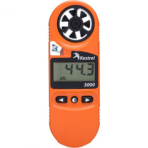 Kestrel 3000 Heat Stress Meter