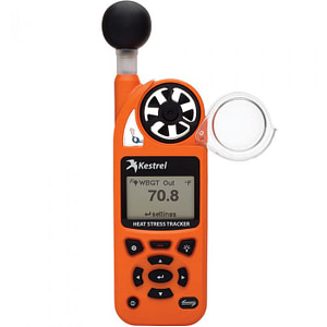 Kestrel 5400 Heat Stress Tracker (Orange)