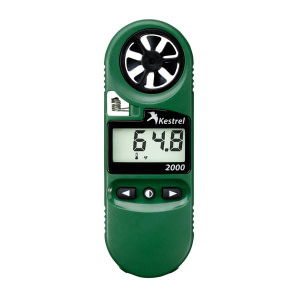 Kestrel 2000 Thermo Anemometer (Weather Meter)