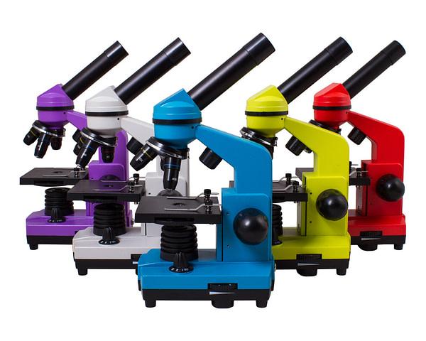 LVH microscopes Rainbow 2L