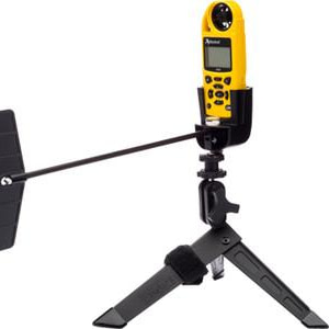 Kestrel 5500 Weather Meter with LiNK & Vane Mount (Yellow)