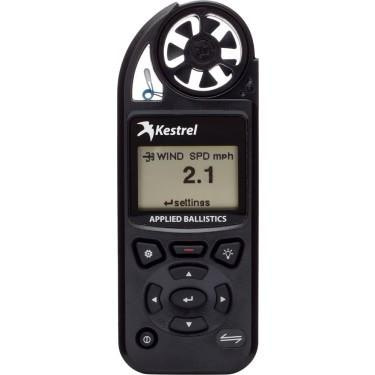 Kestrel 5700 Elite Meter with Applied Ballistics (Black)