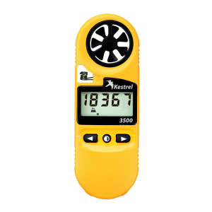 Kestrel 3500NV Weather Meter & Digital Psychrometer with NV Backlight
