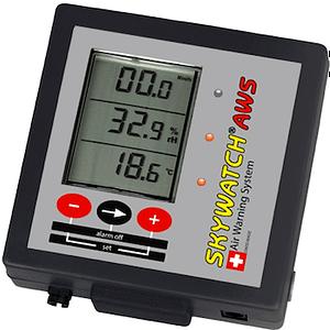 Skywatch Air Warning System Display Unit